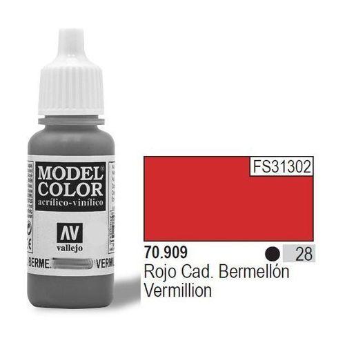 Vallejo farba nr28 vermi llion red 17mlmatt (8429551709095)