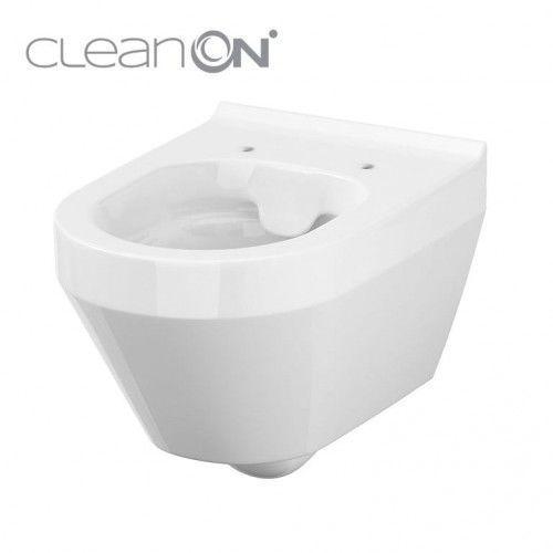 Cersanit miska wisząca crea clean on owalna k114-015
