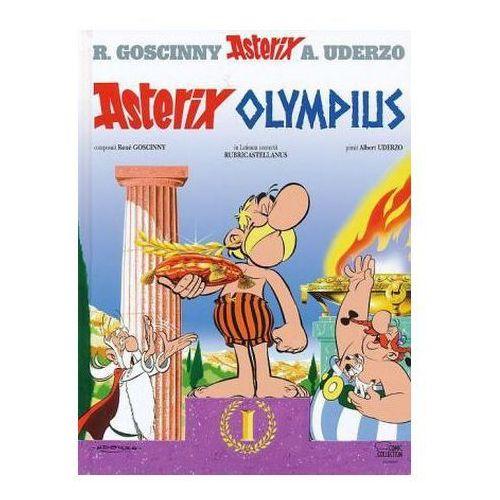 Asterix - Asterix Olympius. Asterix bei den olympischen Spielen, lateinische Ausgabe (9783770400652)