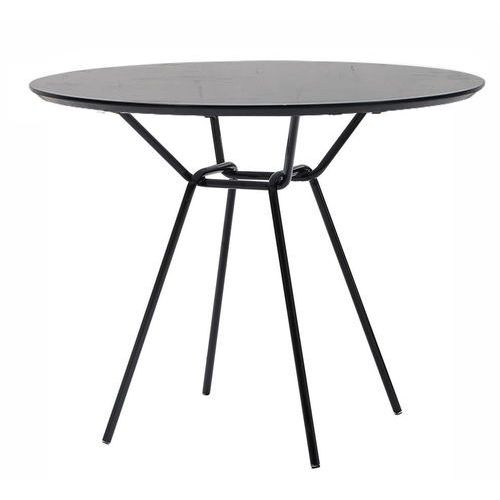 Stół holte czarny marki Malodesign