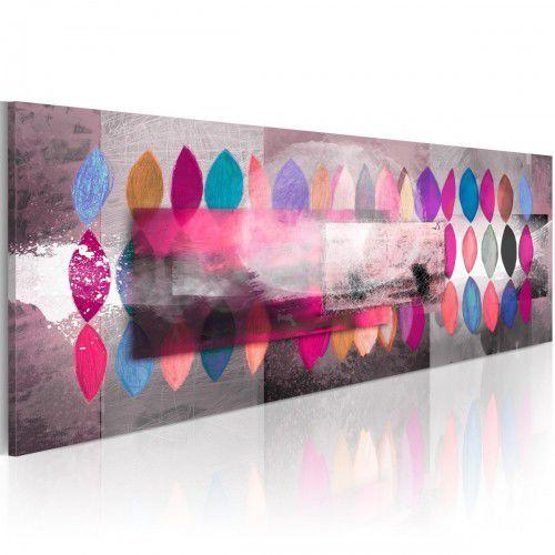 Obraz malowany - paleta barw marki Artgeist