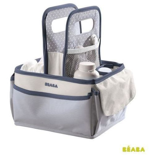 organizer na pieluszki i akcesoria - mineral marki Beaba