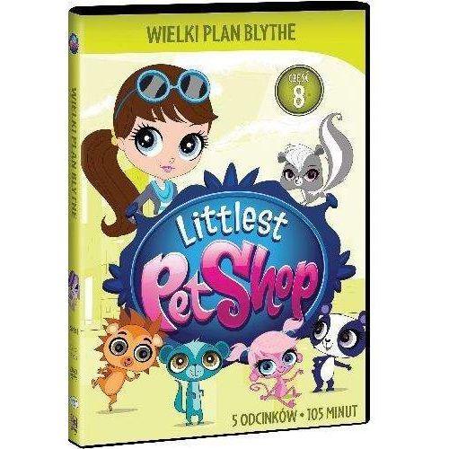 Littlest Pet Schop - część 8 (Płyta DVD) (7321997610663)