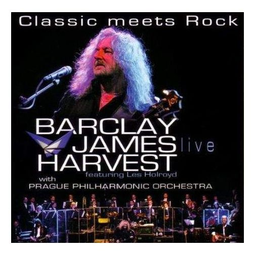 Zyx Barclay, james harvest - classic meets rock