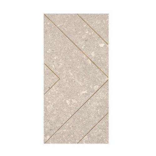 Ceramika paradyż Dekor aragorn 30 x 60 light grys inserto (5900144013728)
