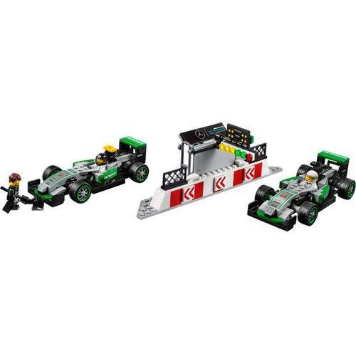 LEGO Speed Champions, MERCEDES AMG PETRONAS Formula One Team, 75883. Najniższe ceny, najlepsze promocje w sklepach, opinie.