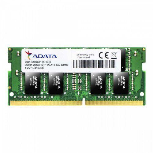 Adata premier ddr4 2666 sodim 4gb cl19 singletray (4713218461674)