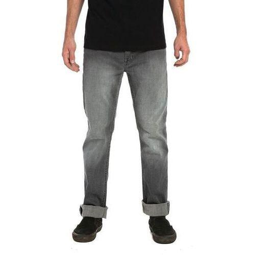 Spodnie - k slim denim pant double stoned black (008) rozmiar: 34, Krew