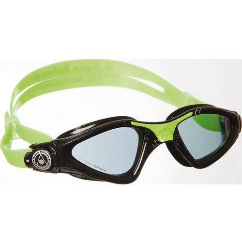 Aqua sphere Aquasphere okulary kayenne junior ciemne szkła, black-lime