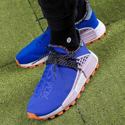 adidas x Pharrell Williams SOLARHU NMD (EE7579), kolor wielokolorowy