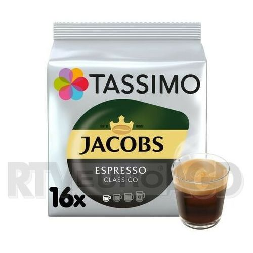 kronung espresso 16 szt. marki Tassimo