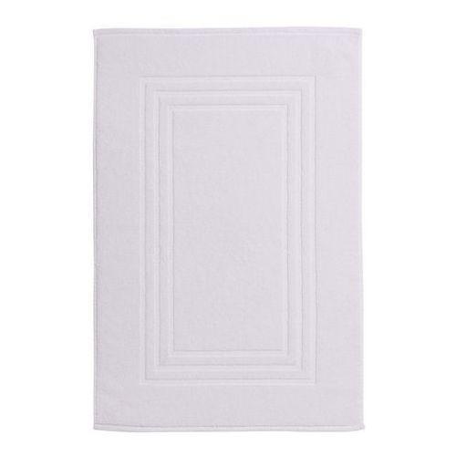 Dywanik łazienkowy palmi bawełniany 50 x 80 cm biały marki Cooke&lewis
