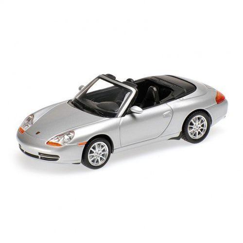 Porsche 911 (996) Cabriolet 1998 (silver), kup u jednego z partnerów