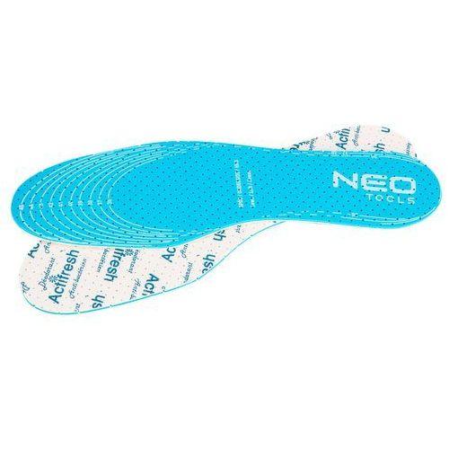 wkładka do butów actifresh - rozmiar uniwersalny marki Neo tools