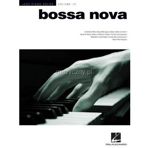 Pwm różni - bossa nova. jazz piano solos vol. 15