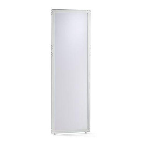 Clipper system srl Ścianka działowa, szkło akrylowe, przezroczyste, 650x1950 mm. do indywidualnych