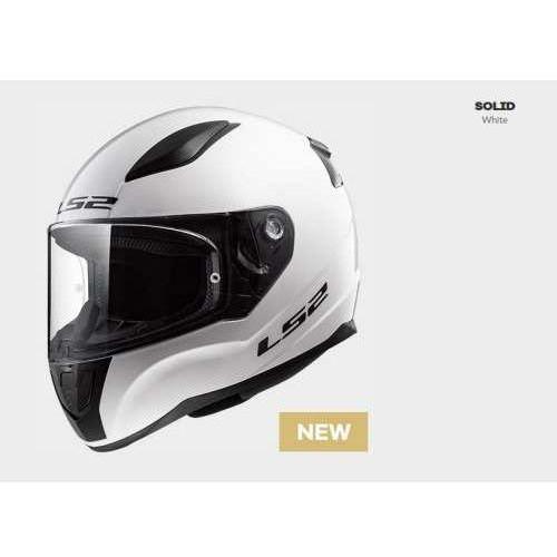 Kask motocyklowy kask ff353 rapid white, model 2018! marki Ls2