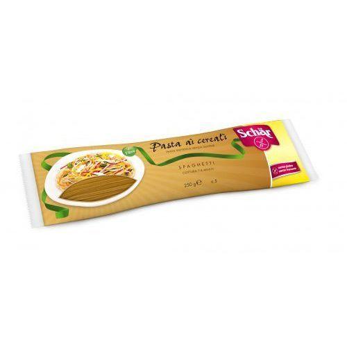 Makaron Bezglutenowy Spaghetti Cereali 250g Schar, 8008698009833