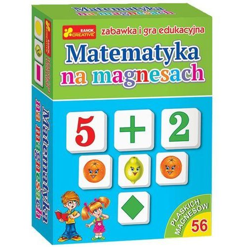 Matematyka na magnesach (4823076103330)