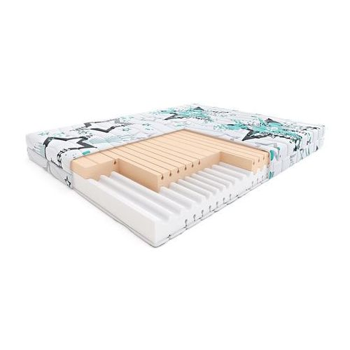 Hilding breakdance - materac piankowy, rozmiar - 120x200 wyprzedaż, wysyłka gratis (5901595009933)