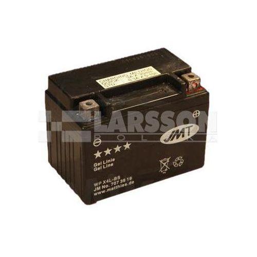 Akumulator żelowy jmt ytx4l-bs (wpx4l-bs) 1100315 ktm exc 300, yy50qt-6a, yamaha cs 50 marki Jm technics