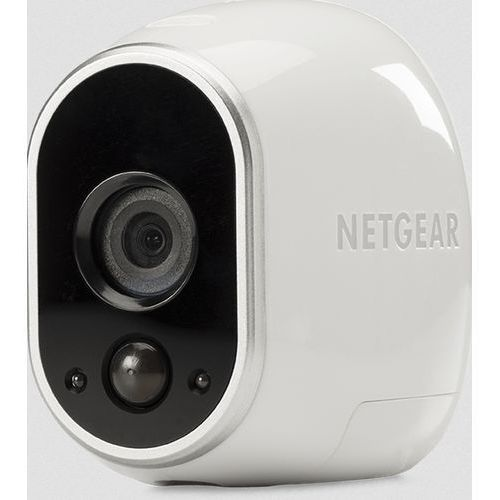 ARLO 1 x HD Camera WiFi + Smart Home Base Day/Night In/0utdoor (VMS3130) (VMS3130-100EUS)