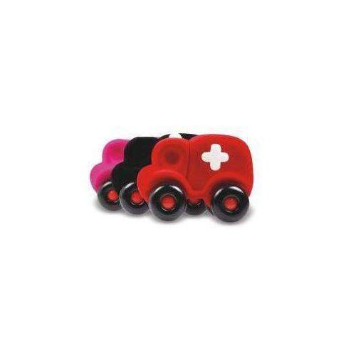 Ambulans Hopkins duży czerwony