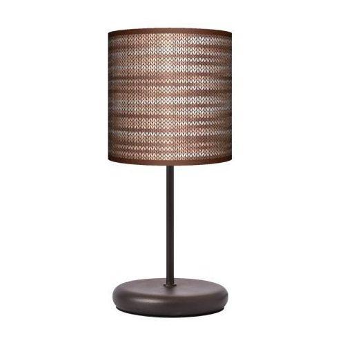 Lampa stojąca EKO - Rattan brąz, eko_rattanbraz_093