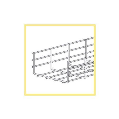 Korytka siatkowe 105x500 mm (3 m) Korytka siatkowe o wysokości boku 105 mm, szerokości 500 mm (3 m), Viafil