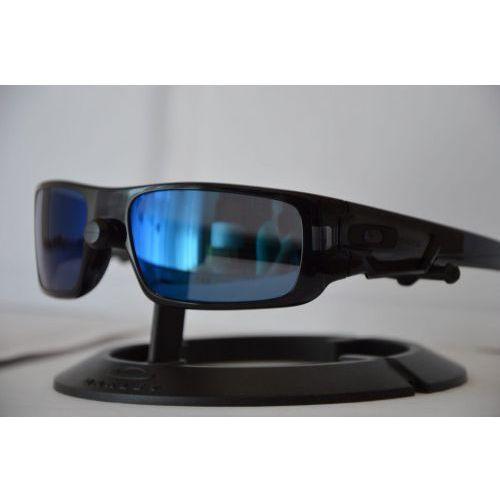Okulary Oakley Crankshaft MPH Black Ink Ice Iridium OO9239-26, kolor czarny