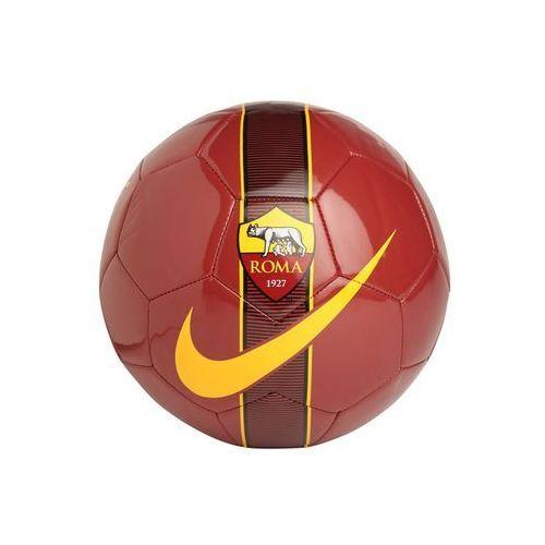 Nike Performance AS ROM Piłka do piłki nożnej gym red/black/gold dart