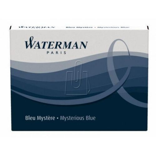 Waterman długopis Carene Essential Srebrny ST, WATE-S0110910