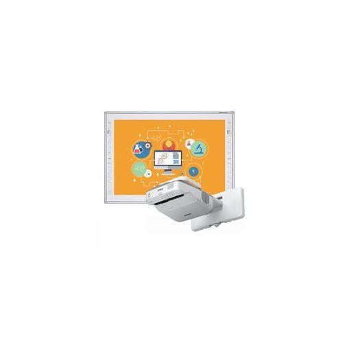 Newline Tablica interaktywna truboard r3-800+ projektor ultra short epson eb-670 z uchwytem
