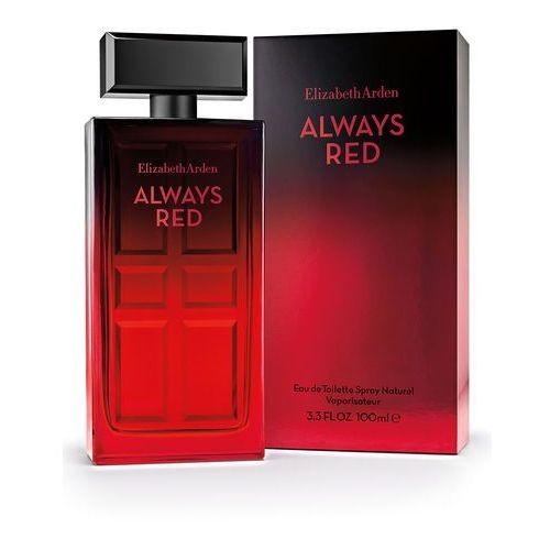 Elizabeth Arden Always Red 100ml z kategorii [wody toaletowe dla kobiet]