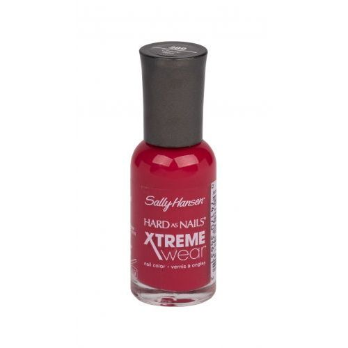 hard as nails xtreme wear lakier do paznokci 11,8 ml dla kobiet 160 cherry red marki Sally hansen