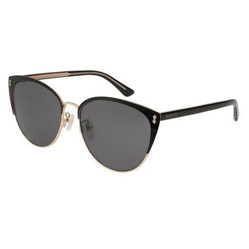 Okulary Słoneczne Gucci GG 0197SK 001