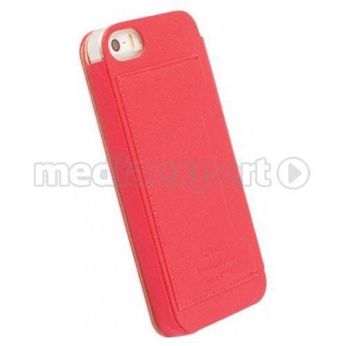 Krusell Etui iphone 5/5s/5c flipcover malmo czerwony