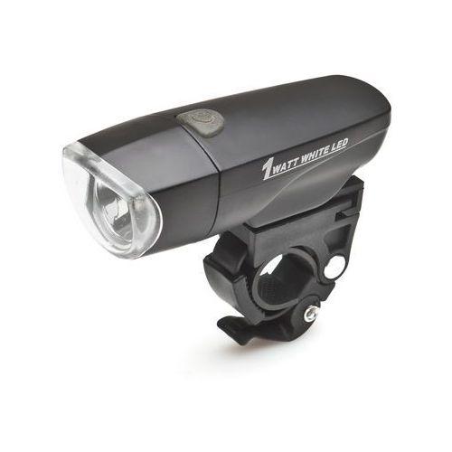 Mactronic Lampa rowerowa przednia falcon eye 1w fe-1wl led (5907596106657)