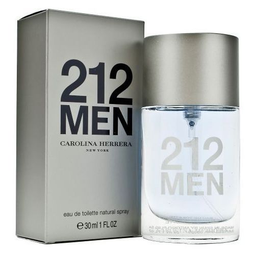 212 men, woda toaletowa, 30ml marki Carolina herrera