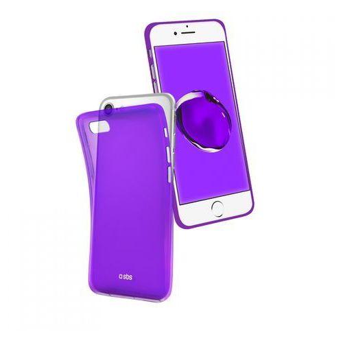 Sbs cool cover tecoolip7pu iphone 7/6s/6 (fioletowy) - produkt w magazynie - szybka wysyłka! (8018417232411)