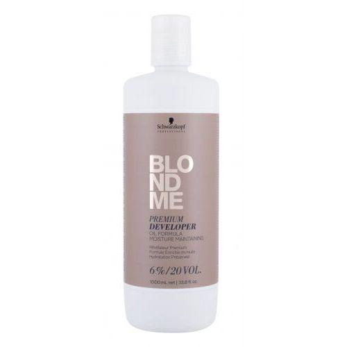 Schwarzkopf Professional Blond Me Premium Developer 6% farba do włosów 1000 ml dla kobiet, kolor blond