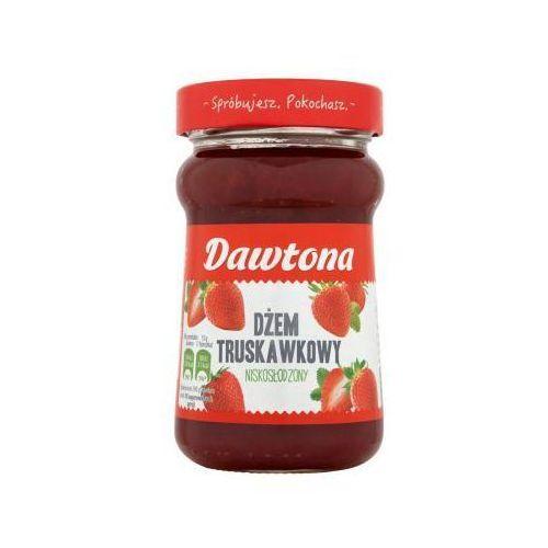 Dawtona Dżem truskawkowy niskosłodzony 280 g (5901713009463)