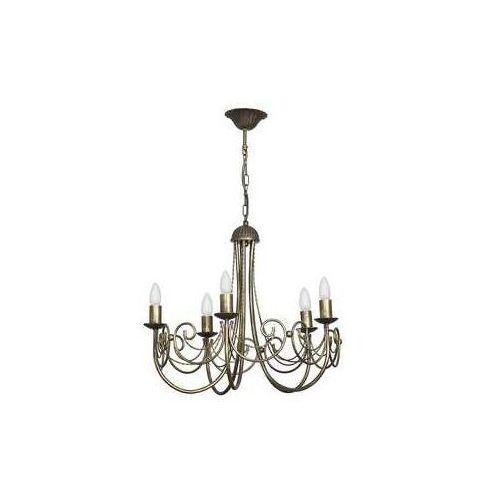 Lampa wisząca PALACE 5xE14/60W/230V