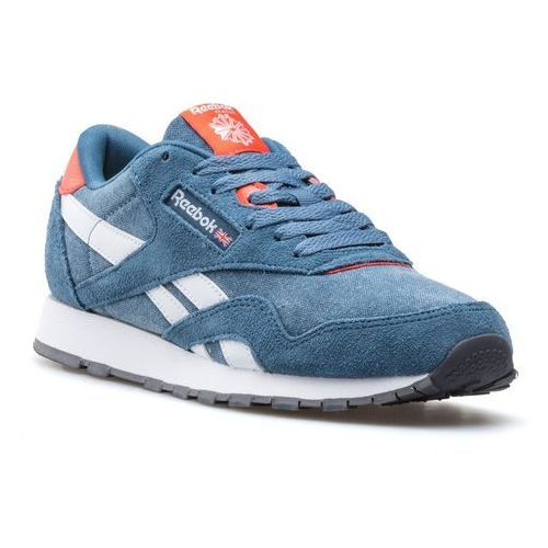 Reebok Buty CL Nylon Washed Junior BD3856 Blue 36