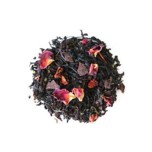 Herbata czarna o smaku Czekoladowo-miętowym 100g