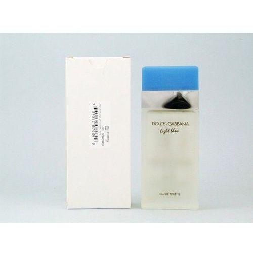 Dolce Gabbana Light Blue edt 100 ml TESTER - Dolce Gabbana Light Blue 100 ml TESTER