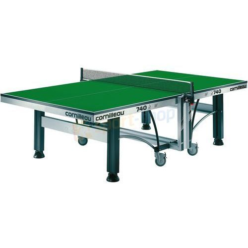 Stół tenisowy Competition 740 ITTF Cornilleau (zielony)