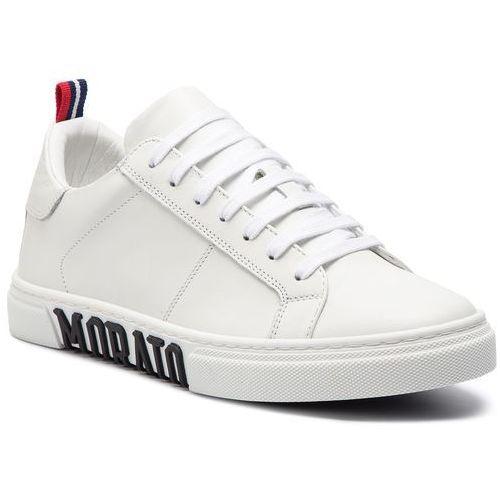 Sneakersy ANTONY MORATO - MMFW01127/LE300001 White 1000, kolor biały