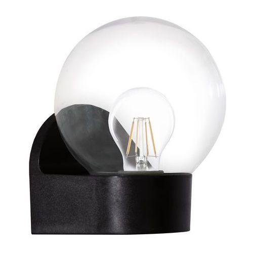 Kinkiet Eglo Lormes 96584 lampa ścienna 1x28W E27 czarny/przeźroczysty (9002759965846)