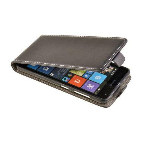 Zalew mobile Etui kabura flexi do microsoft lumia 535 czarny - czarny (5901737250049)